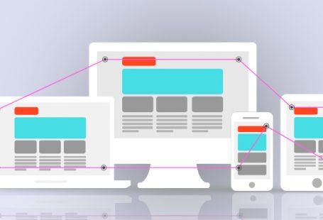 responsive web design featured image