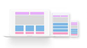 media queries in responsive web design example