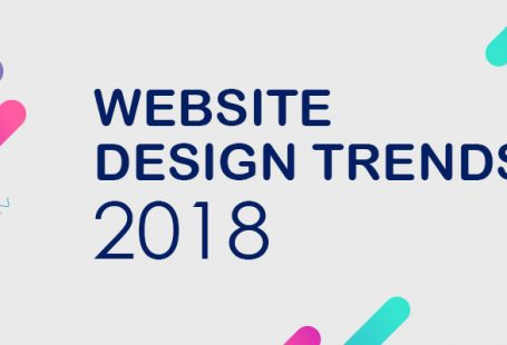 website design trends 2018