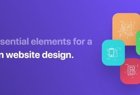 5 essential elements of website design